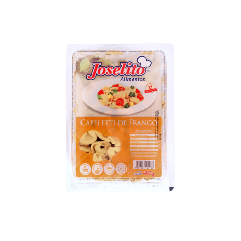 Capeletti de Frango