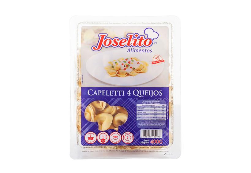 Capeletti 4 queijos