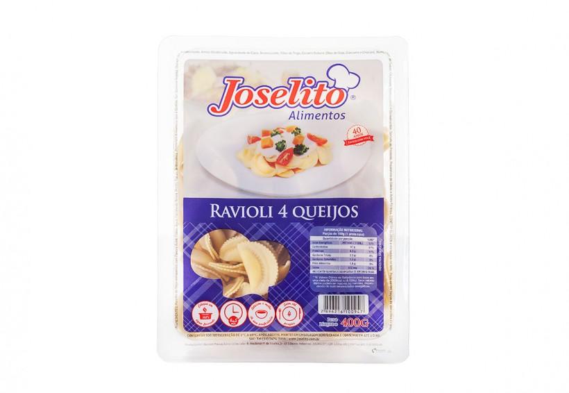 Ravioli 4 queijos